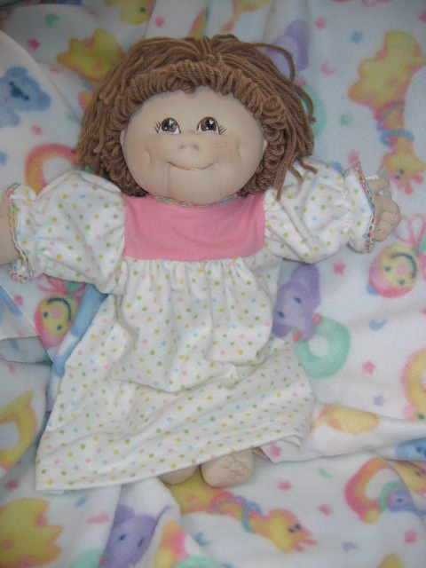 Medium Baby Doll Clothes