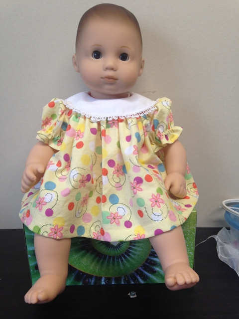 Large Baby Doll Clothes