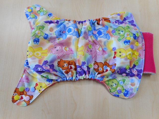 AIO--Rainbow Bears w Raspberry