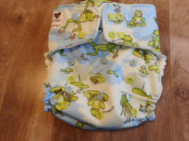 PKT--Froggy