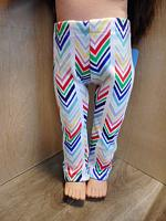 18Leg--Colourful Chevrons