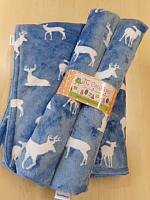 BBHHz--Deer to me Bluebell Blanket & HHz