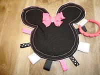 Crinkle--Minnie Mouse