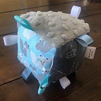 Cube--Aqua Foxes