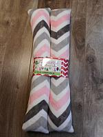 HH--Pink/Grey Chevrons