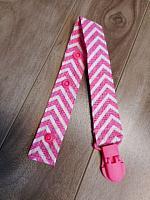 SClip--Pink Chevrons