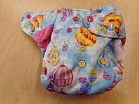 AIO--Catch A Breeze w Bubblegum microfleece