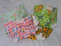 Doll Diapers Sm